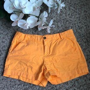 J. Crew•Orange Shorts